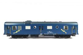 MÁV villamos fűtőkocsi - VFK 61 55 99-07 010-4