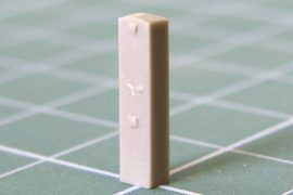 Concrete footings III.