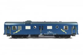 MÁV head end power car - 61 55 99-07 010-4 - SOLD OUT!