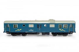MÁV villamos fűtőkocsi - VFK 61 55 99-07 013-8