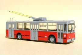 ZiU–9 trolleybus, car nr. 960 - Sold out!