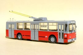 ZiU–9 O-Bus, Nr. 923 - Sold out!