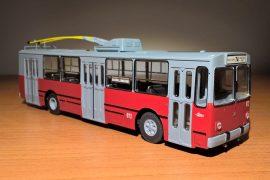 ZiU–9 O-Bus, Nr. 933