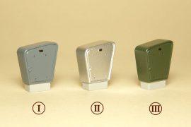 Elektrische Schaltkasten Typ Debrecen (3 Stk.)